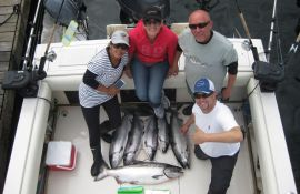 Gulf Island Fishing Packages